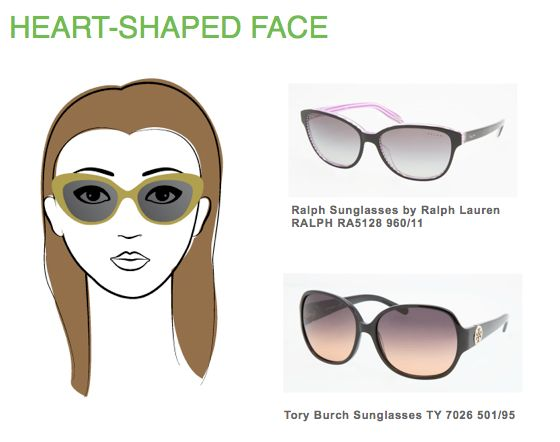 Sunglasses Frame For Face Shape : The Best Sunglasses Your Face Shape at Lenspick